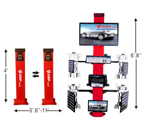 S2v 3d Wheel Alignment Manufacturers Suppliers India